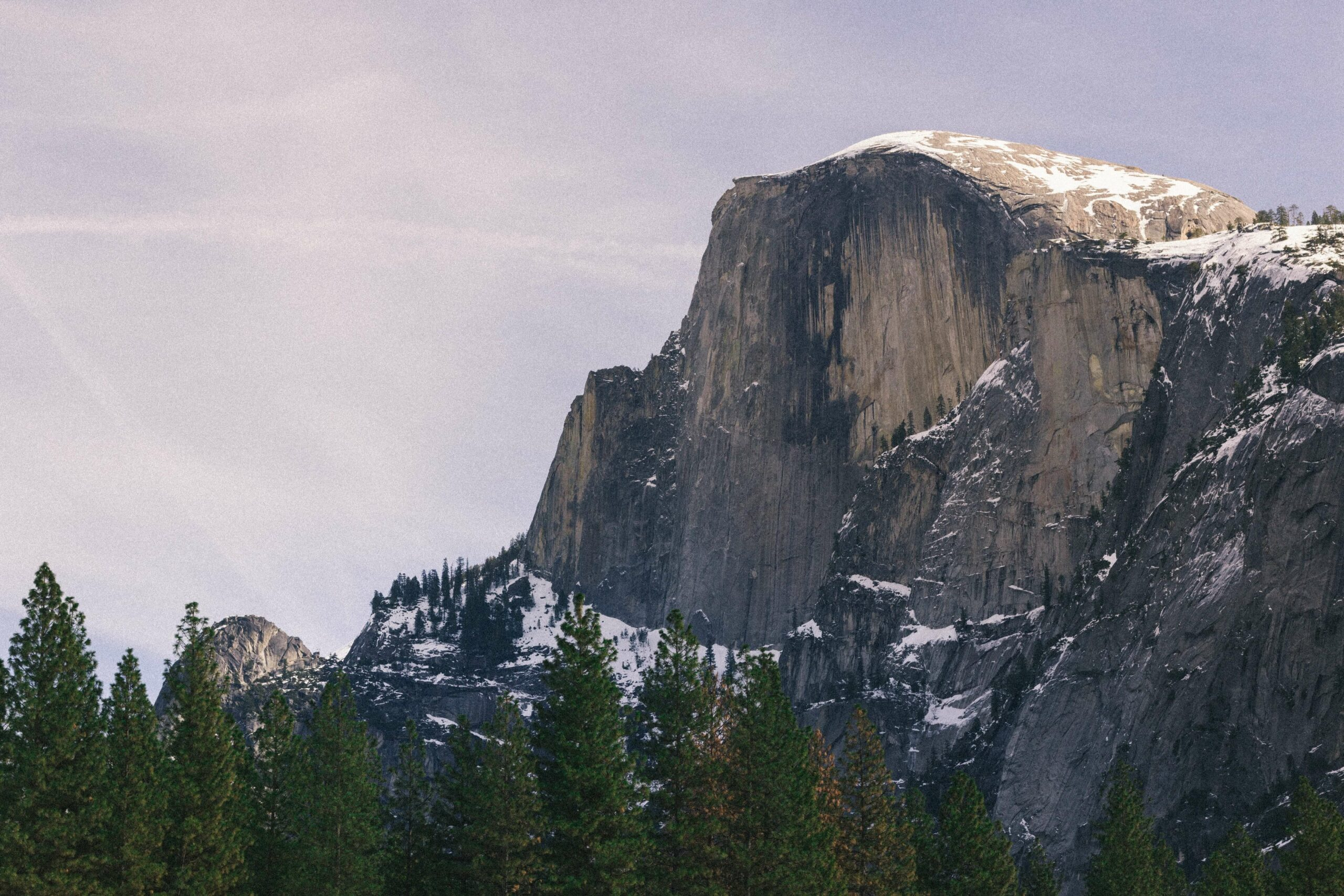how Yosemite National Park was formed