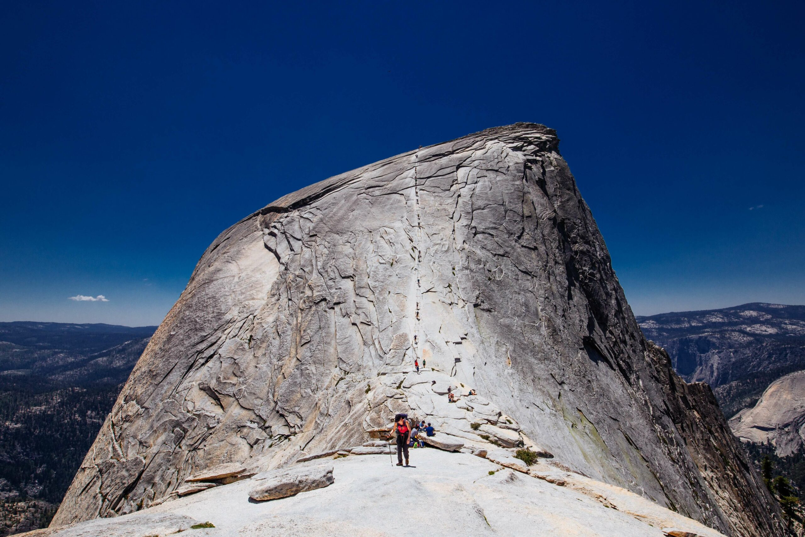 best things to do in yosemite national park - half dome