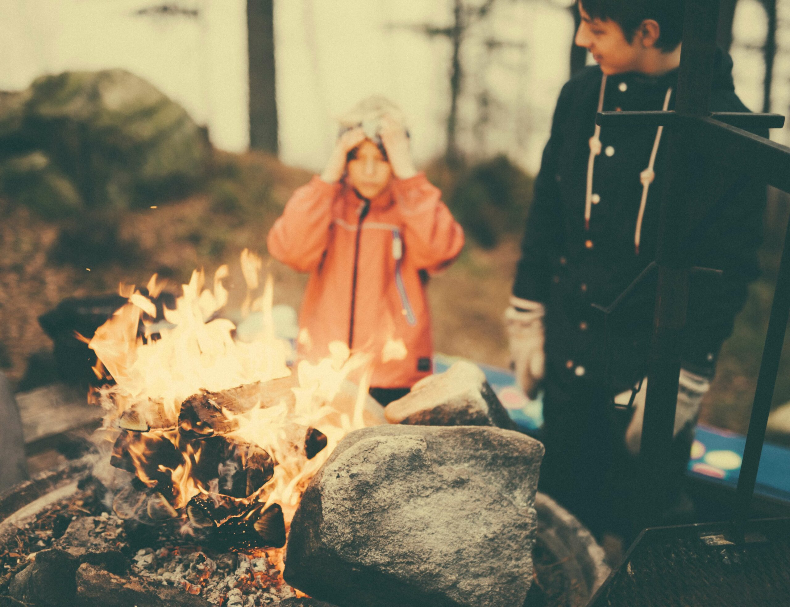 The Best Campsite Games For Kids In National Parks