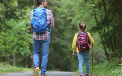 Five Tips for Hiking With Kids In National Parks