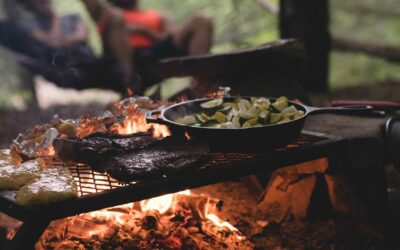 Family Camping Cooking Tips