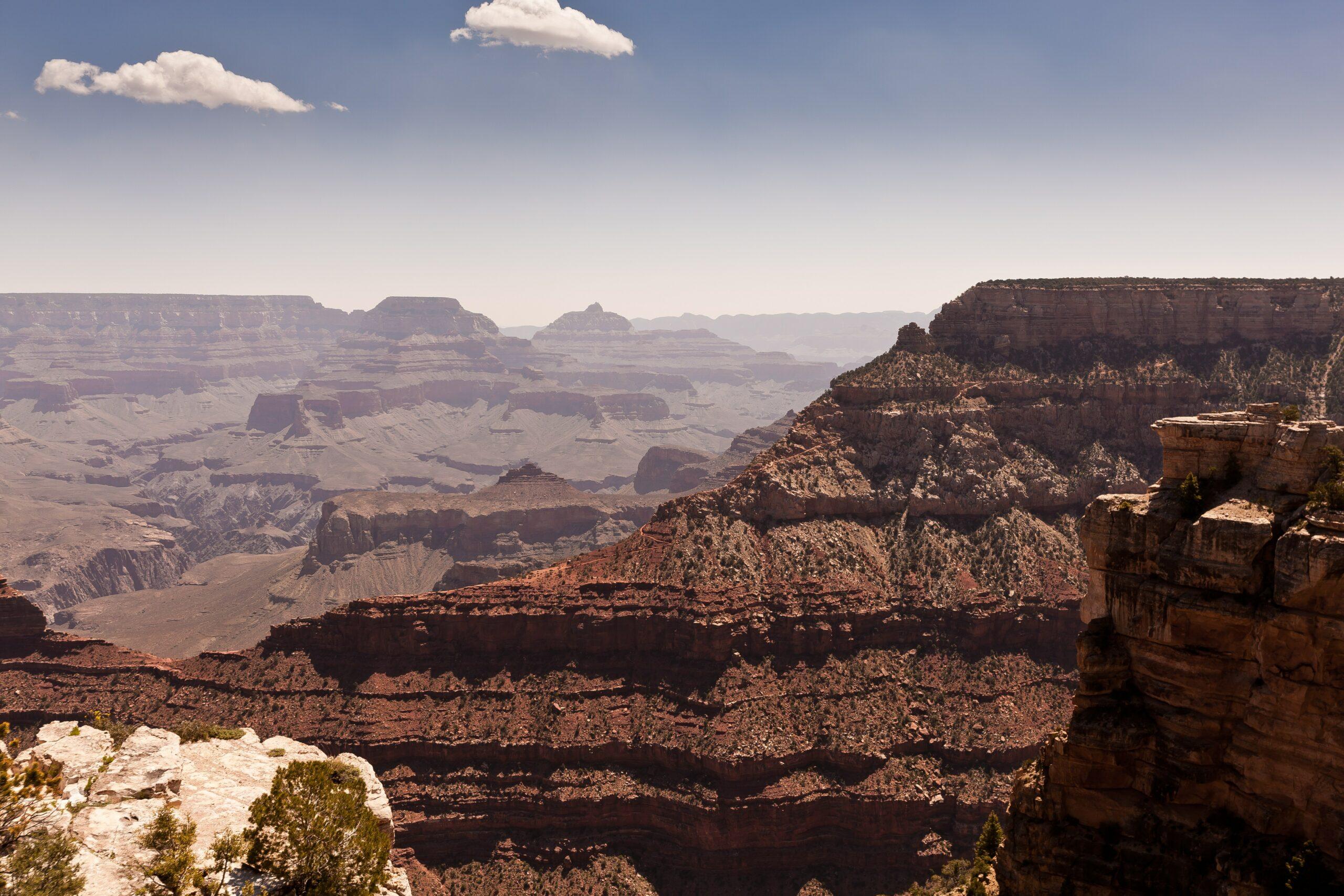 Camping at Grand Canyon National Park