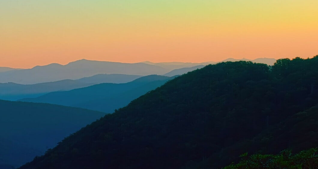 How Great Smoky Mountains National Park was formed
