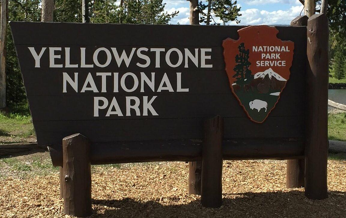 Yellowstone National Park history