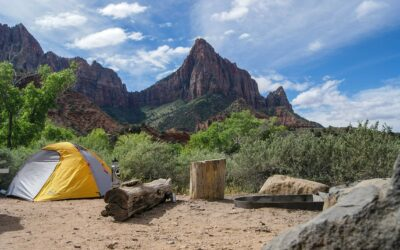 How To Camp In Zion National Park Like A Boss