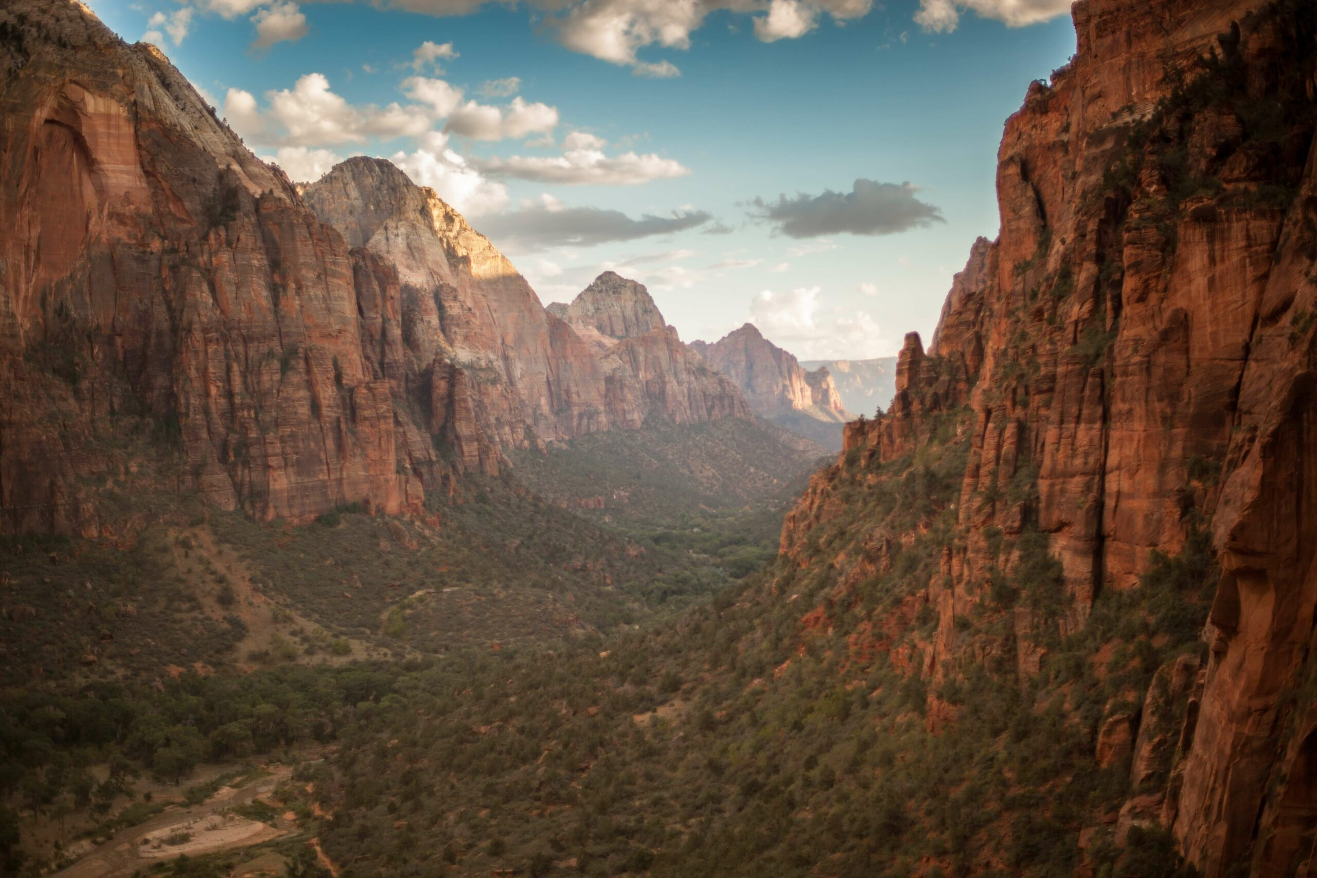 Zion National Park History