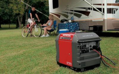 Everything You Need To Know About Camping Generators