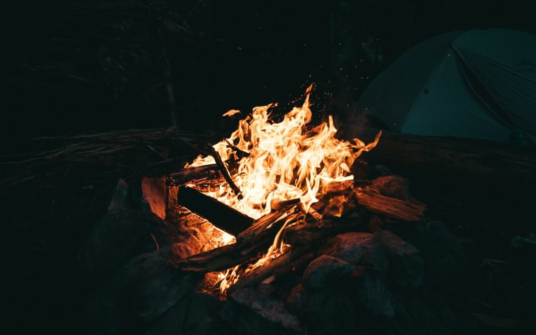 helpful hints for staying warm camping