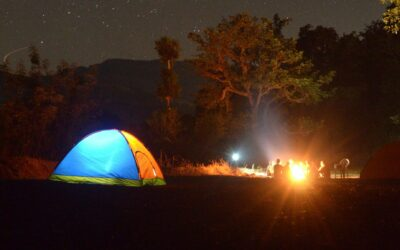 Maintain Camping Safety At Your National Park Campsite